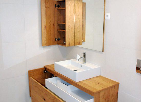 Moderno zasnovane kopalnice po meri