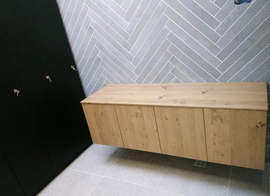 Garderoba kot del poslovnega prostora