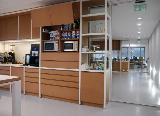 Poslovni prostori po meri XLAB
