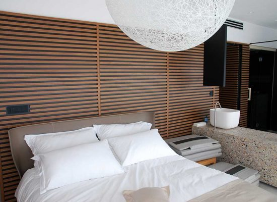 Moderni spalni prostori
